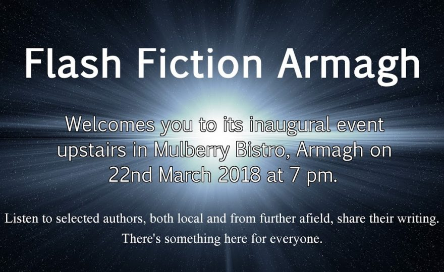 Flash Fiction Armagh Presents