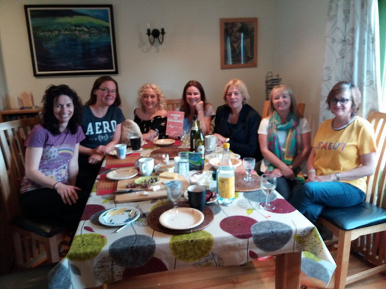East Belfast Book Club Author Q&A